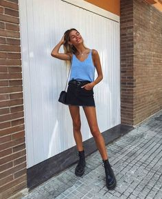 beautiful weekend casual outfits for women page 31 Simple Summer Outfits, Summer Fashion Outfits, Casual Fall Outfits, Spring Outfits, Travel Outfits, Fashion Fashion, Simple Dresses, Bohemian Fashion, Casual Summer