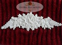 Handmade Silicone Fondant Mouldnew Lace Mold 466gf >>> This is an Amazon Affiliate link. Want to know more, click on the image.