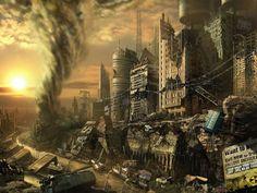 New York apocalypse