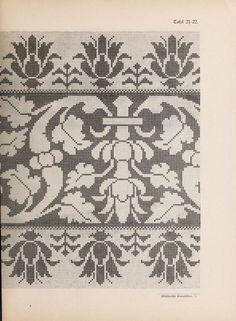 Gallery.ru / Фото #57 - Musterbucher altitalienischer Leinen Stickerei 1881 - shtushakutusha