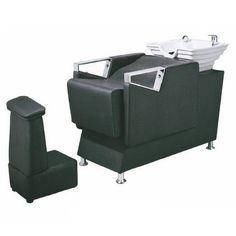 The New Design Salon Shampoo Bowl Backwash Units / Shampoo Bed In China  Beauty Supply Stores