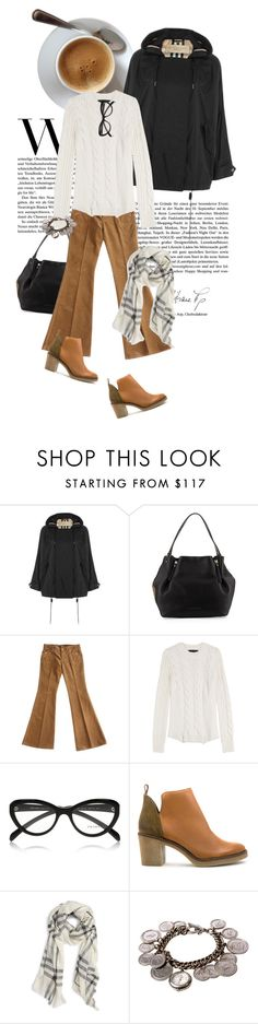 """""""mood1414"""" by du321 ❤ liked on Polyvore featuring Burberry, D&G, Barbara Bui, Prada, Miista, women's clothing, women's fashion, women, female and woman"""