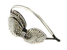 Crystal Ribbon Hair Band