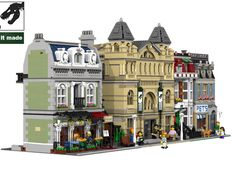 LEGO Ideas - The Natural History Museum - Creator Expert