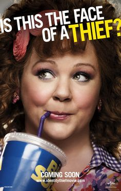 Identity Thief saw this last night hilarious