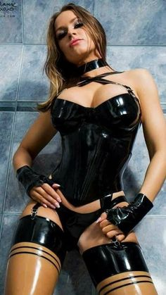 Beauty girls in latex masturbating live on free adult webcams Join Here Sexy Latex, Latex Babe, Fetish Fashion, Latex Fashion, Cuir Center, Mode Latex, Hot Girls, Latex Corset, Latex Girls