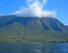 Halakalea Mountain - Maui, HawIi