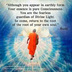 Rumi quote <3