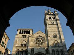 Genova, Cattedrale di S. Lorenzo Fotografia: Dawn Sarasin