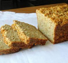 Hearty Gluten Free Oatmeal Bread Hearty Gluten Free Oatmeal Bread gluten free oatmeal bread ready to eat Oatmeal Flour, Oatmeal Bread, Banana Bread, Gluten Free Desserts, Gluten Free Recipes, Bread Recipes, Sin Gluten, Oreo, Gluten Free Oatmeal