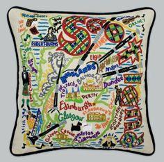 Catstudio Scotland Pillow
