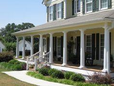 1000 Images About Front Porch Columns On Pinterest