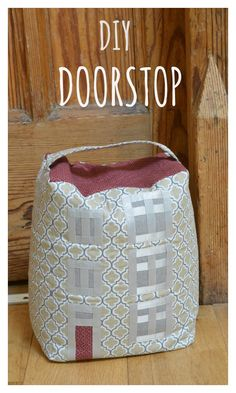 vicky myers creations » Blog Archive DIY house doorstop tutorial - vicky myers creations