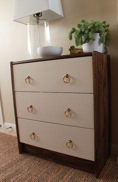 RAST hack. #dresser # Ikea #DIY by frances