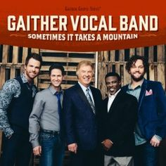 Newest Gaither Vocal Band release and first national release since departure of Michael English and Mark Lowry and addition of Adam Crabb and Todd Suttles.
