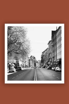 Tambur Gallery | Folkungagatan 100x100cm | TAMBURSTORE.SE Stockholm, Gallery, Prints, Printed, Art Print