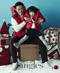 Chu Sarang for Singles Magazine