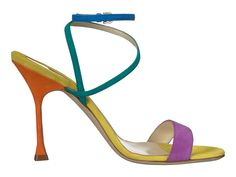 72751b5c3ca Brian Atwood Sienna Women s Shoes Multicolor Kid Suede Colorful Shoes