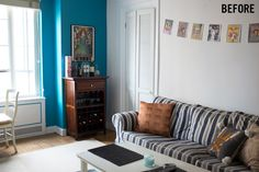 Before + After: Cecily Strong's Apartment Transformation