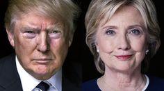 Clinton ve Trump'tan Son Tango - http://eborsahaber.com/gundem/clinton-trumptan-son-tango/
