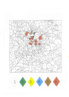Kleurplaat - Pasen