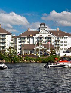 Muskoka Hotels in Gravenhurst Ontario | Residence Inn Gravenhurst Muskoka Hotel:  We had a lovely time!