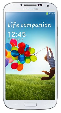 Samsung Galaxy S 4 GT-I9500 (Latest Model) - 16GB - White Frost (Unlocked)+Gifts