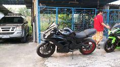 Kawasaki Ninja 650 ปี 2014