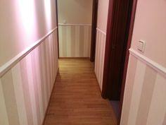 Papeles Pintados y Decoraciones en general: Papeles Pintado para pasillos y escalera