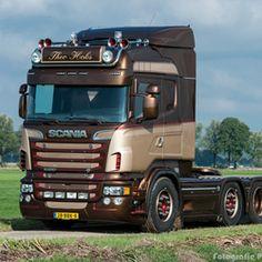 Scania R620 Highline