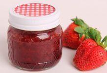 Dulceaţă de căpşuni Homemade Strawberry Jam, Strawberry Jam Recipe, Strawberry Preserves, How To Make Jam, Food To Make, Laura In The Kitchen Recipe, Jam Recipes, Cooking Recipes, The Kitchen Episodes