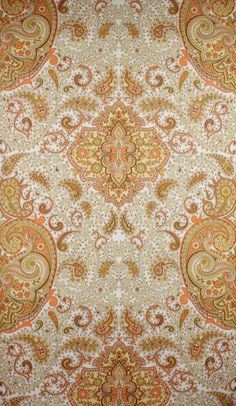 Klassiek paisley behangpapier | Behang, Alles | Swiet