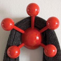 Atomic coat hook - $18.00 each (must buy 2)