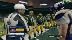 Packers vs Vikings  2013