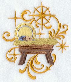 Machine Embroidery Designs at Embroidery Library! - Color Change - G7611