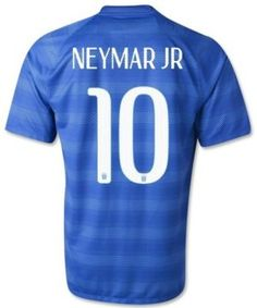 WIN, WIN, WIN! Win this Neymar Jr 10 Brazil away shirt! To be in with a chance of winning enter our competition now! http://www.soccerbox.com/quizzes/win-a-brazil-2014-neymar-away-football-shirt.html Come on, don't miss out, be in it to win it! Enter by January 27th 2015.