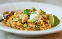 TESTED & PERFECTED RECIPE - This hearty white chicken chili is a one pot…