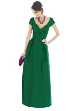 Alfred Sung D503 Bridesmaid Dress | Weddington Way