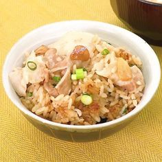 Rice Cooker Recipes, Pork Recipes, Asian Recipes, Healthy Recipes, Easy Cooking, Cooking Recipes, Japenese Food, Delish Kitchen, Tasty Videos