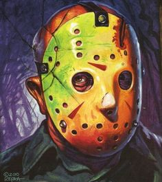 Friday The 13th - Jason Voorhees Masked