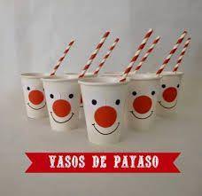 Resultado de imagen de vasos de plastico decorados