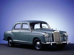 Mercedes-Benz 180 (W120) '1953–62