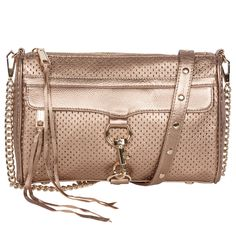 Rebecca Minkoff MAC Bronze @Sarah Nasafi Grayce #laylagrayce #metallic #handbag Layla Grayce, Best Bags, Purses And Handbags, Rebecca Minkoff, Women's Accessories, Bronze, My Style, Womens Fashion, Goodies