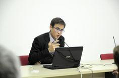 Edu Agut, dando una charla sobre Marketing Online. Para ver más, visita http://eduagut.com
