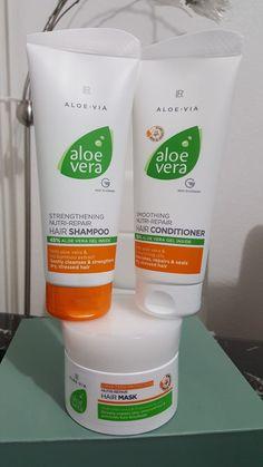 Hair Shampoo, Shampoo And Conditioner, Lr Beauty, Hair Repair, Aloe Vera Gel, Feel Good, Cleanse, Cosmetics, Healthy