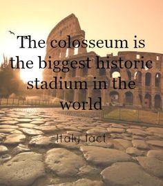 Italy fact