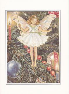 by Cicely Mary Barker - this was always one of my favorite fairies