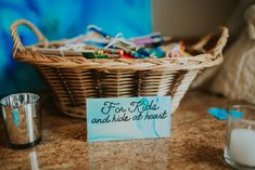 "Kids' favors for a wedding themed ""You Color My World."" Photo Credit: Sarah & Paul Photography. #createdbychrista #wedding #youcolormyworld #blue #white #silver #color #colorful #colorfield #crayons #paper #pencils #art #watercolor #acrylicwash #painterly #painting #modern #timeless #handmade #handcrafted #original #custom #personalize #design #event #specialoccasion #theme #artwork #creative"