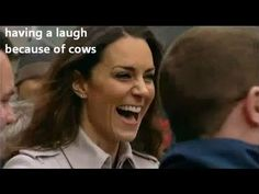 Kate Middleton Funny moments - YouTube