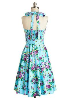 Enchanted Afternoon Dress, #ModCloth